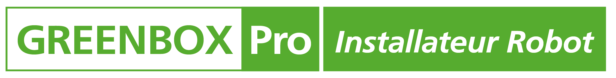Formations GREENBOX-Pro